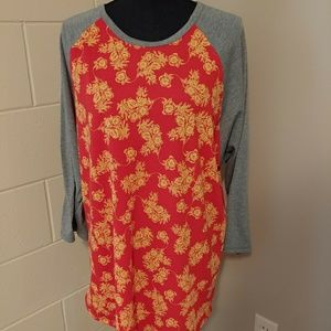 LuLaRoe Randy tunic